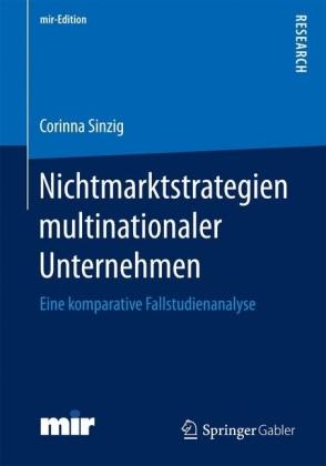 Nichtmarktstrategien multinationaler Unternehmen