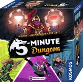 5-Minute Dungeon (Kinderspiel) Cover