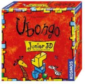 Ubongo Junior 3-D (Kinderspiel) Cover
