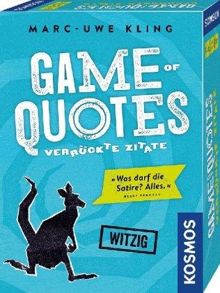 Game of Quotes - Verrückte Zitate (Spiel)