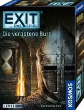 Exit - Das Spiel, Die verbotene Burg (Spiel) Cover