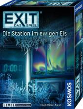 Exit - Das Spiel, Die Station im ewigen Eis (Spiel) Cover