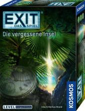 Exit - Das Spiel, Die vergessene Insel (Spiel) Cover