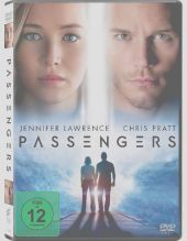 Passengers, 1 DVD Cover