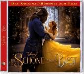 Die Schöne und das Biest (Realverfilmung), 1 Audio-CD Cover