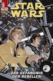 Star Wars, Comicmagazin 17 - Das Gefängnis der Rebellen