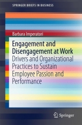 Engagement and Disengagement at Work