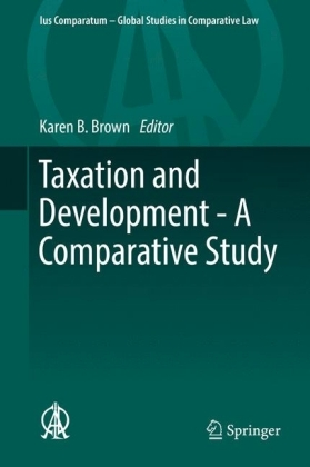 Taxation and Development - A Comparative Study