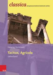 Tacitus, Agricola - Lehrerband