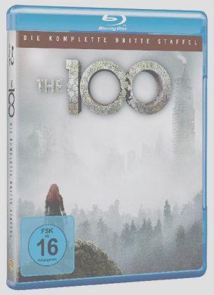 The 100, 2 Blu-rays