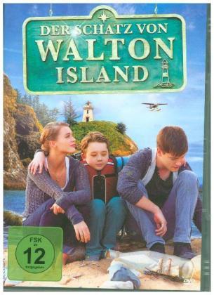 Der Schatz von Walton Island, DVD