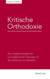 Kritische Orthodoxie Cover