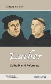 Luther - Katholik und Reformator Cover