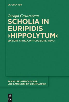 Scholia in Euripidis 'Hippolytum'
