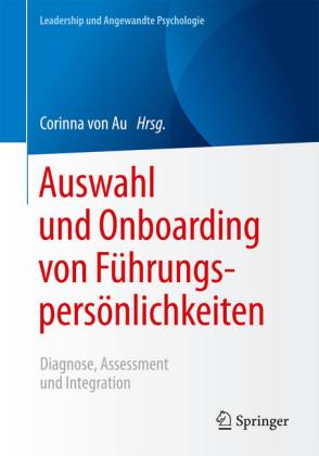 Auswahl und Onboarding von Führungspersönlichkeiten