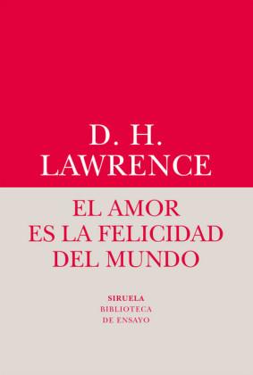 El amor es la felicidad del mundo