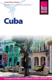 Reise Know-How Reiseführer Cuba Cover