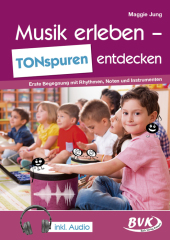Musik erleben - TONspuren entdecken, m. Audio-CD