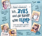 Ich, Zeus, und die Bande vom Olymp, 5 Audio-CDs Cover