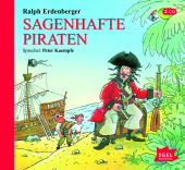 Sagenhafte Piraten, Audio-CD Cover
