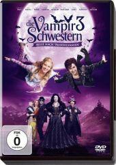 Die Vampirschwestern 3 - Reise nach Transsilvanien, DVD Cover
