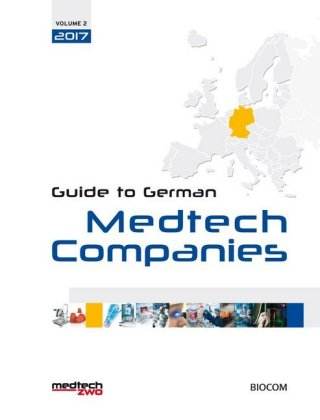2nd Guide to German Medtech Companies 2017