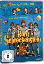 Burg Schreckenstein, 1 DVD Cover