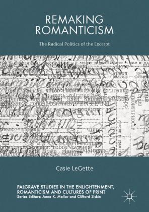 Remaking Romanticism