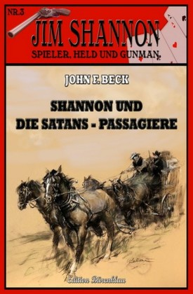 Jim Shannon #3: Shannon und die Satans-Passagiere