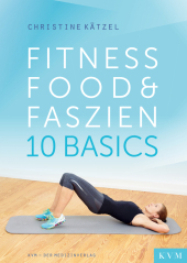 Fitness, Food & Faszien Cover