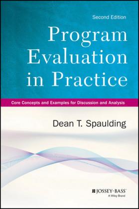 Program Evaluation in Practice