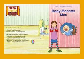 Kamishibai: Baby-Monster Max
