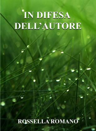 In Difesa Dell'autore