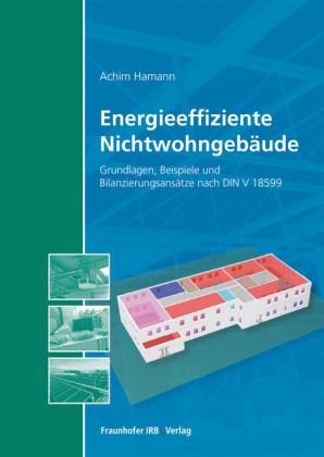 Energieeffiziente Nichtwohngebäude.