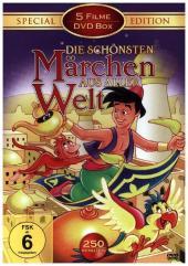 Die schönsten Märchen der Welt, 1 DVD Cover