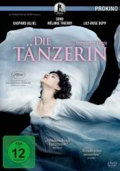 Die Tänzerin, 1 DVD Cover
