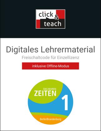 Jahrgangsstufen 7/8, Digitales Lehrermaterial (Karte mit Freischaltcode)