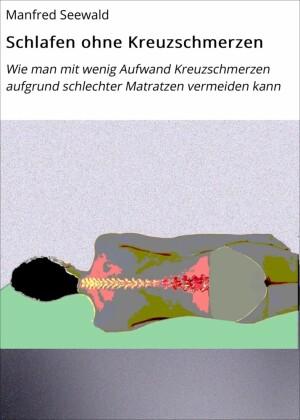 Schlafen ohne Kreuzschmerzen