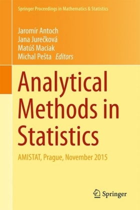 Analytical Methods in Statistics