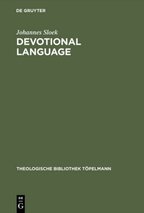 Devotional Language