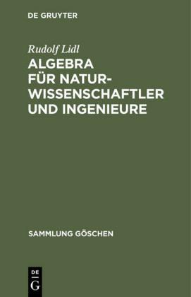 Algebra für Naturwissenschaftler und Ingenieure