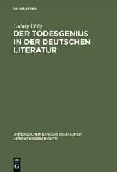 Der Todesgenius in der deutschen Literatur