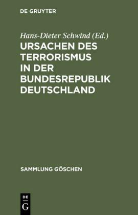 Ursachen des Terrorismus in der Bundesrepublik Deutschland