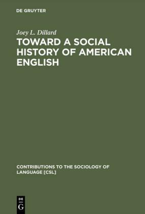 Toward a Social History of American English