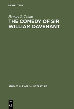 The comedy of Sir William Davenant