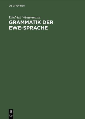 Grammatik der Ewe-Sprache