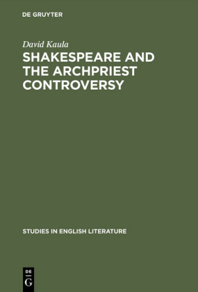 Shakespeare and the archpriest controversy