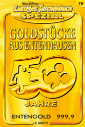 Goldstücke aus Entenhausen Cover