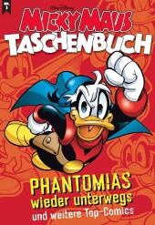 Micky Maus Taschenbuch - Phantomias wieder unterwegs Cover