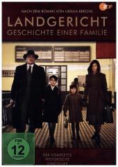 Landgericht - Geschichte einer Familie, 1 DVD Cover